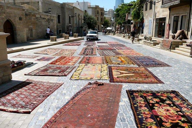 Baku Old City Walking Tour