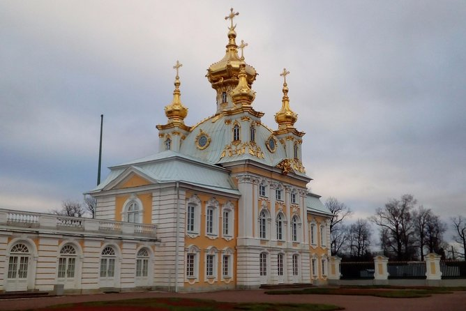 Private 2-Day Saint-Petersburg Tour with Hermitage Museum