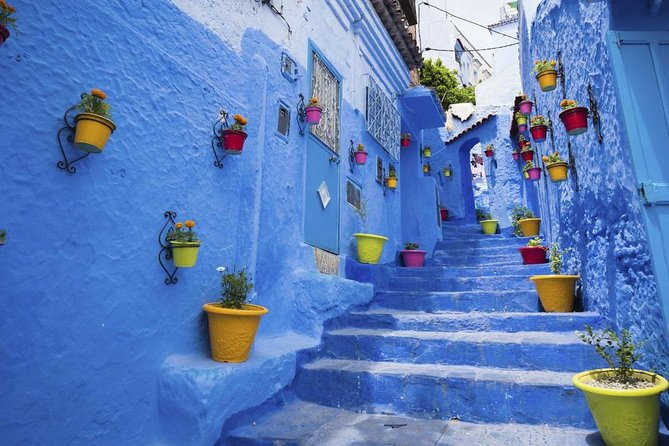Day trip to Chefchaouen and the panoramic tour of Tangier photo 24