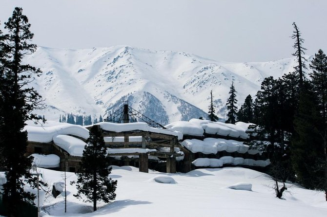 Private Transport for Same Day Trip to Gulmarg