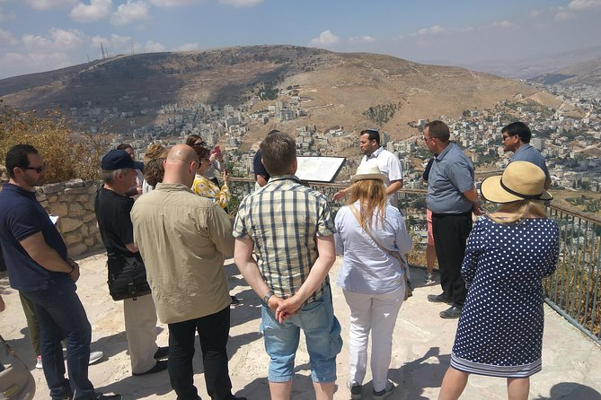 The Shomron Impact Tour - Learn About the Complex Realities in Judea and Samaria