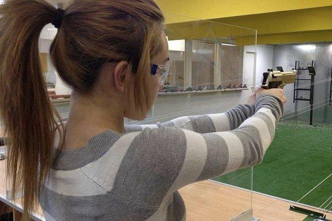 Belgrade Shooting Range Experience (by Belgrade Nightlife Tours)