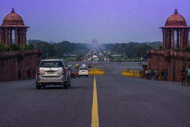 Private Delhi - Agra - Jaipur Golden Triangle Tour- 3 Nights 4 Days