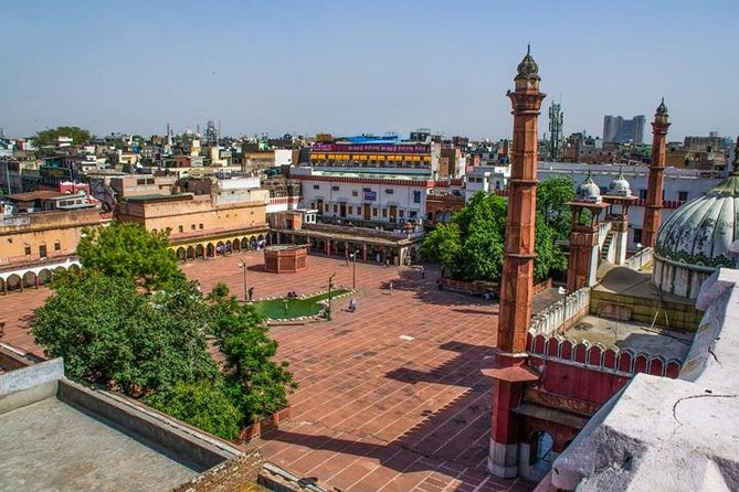 Private Day Tour Old & New Delhi
