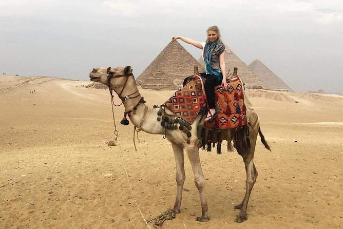 Full-Day Tour in Giza from Cairo with Camel Ride