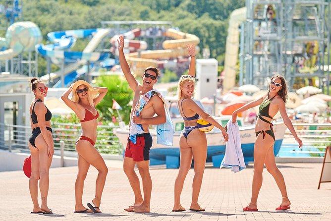 Aquapark Istralandia - Half day ticket (14:00 18:00)