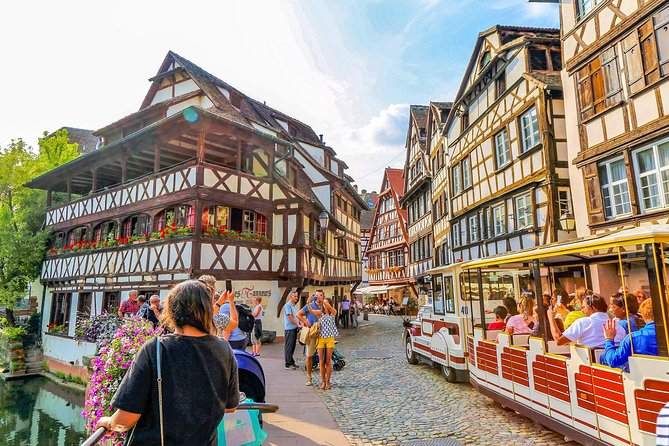 Strasbourg Architectural Small Group Walking Guided Tour with a Local