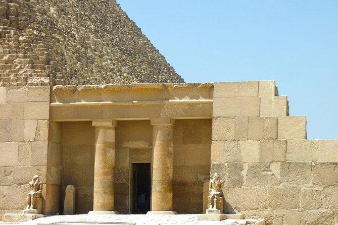 Cairo - Pyramids & Museum Day Trip - Hurghada