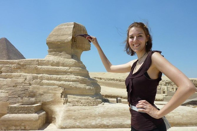 Cairo Over day ( Pyramids & Egyptian Museum & Sphinx ) Full Day - Hurghada