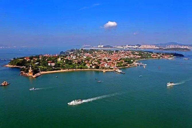 Half-Day Xiamen Private Customized Shore Excursion Tour include Gulangyu Island