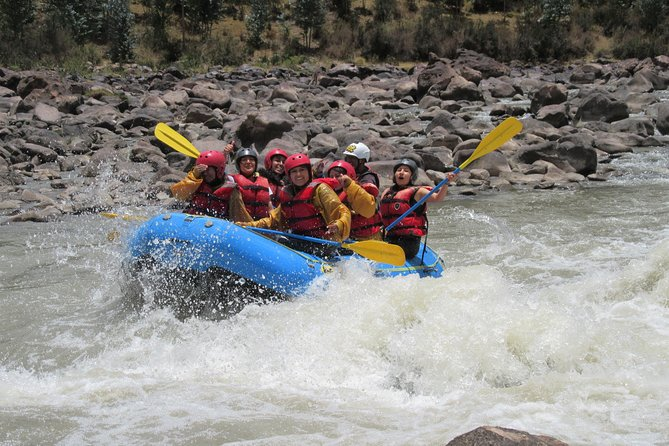 Rafting and Zip Line (Full Day) photo 7