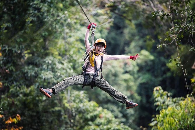 Rafting and Zip Line (Full Day) photo 1