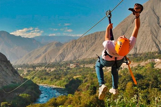 Rafting and Zip Line (Full Day) photo 2