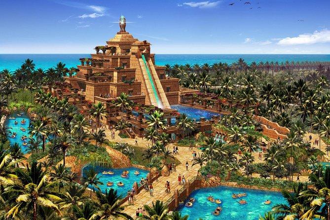 Atlantis Aquaventure & The Lost Chamber Dubai Combo