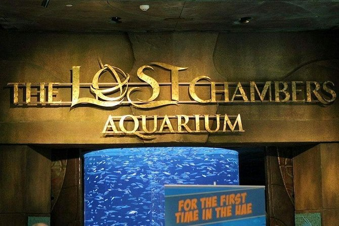 The Lost Chamber Atlantis Dubai