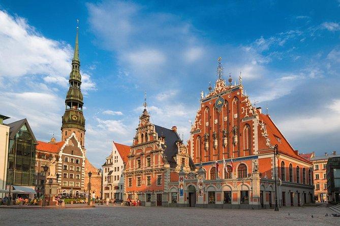 Best of Baltics + St Petersburg