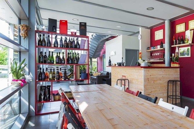 Prosecco wine tasting experience at Martignago winery close to Treviso