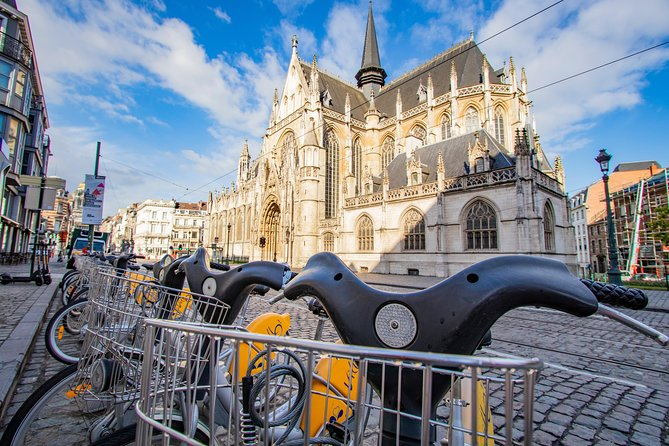 2 Hours Photographic Tour in Brussels with a Local