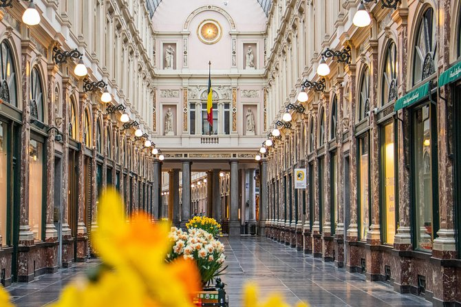 The Instagrammable Places of Brussels with a Local