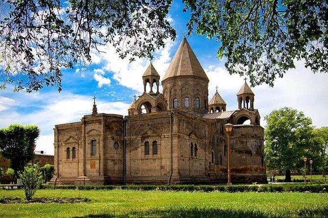 5-day tour to Armenia