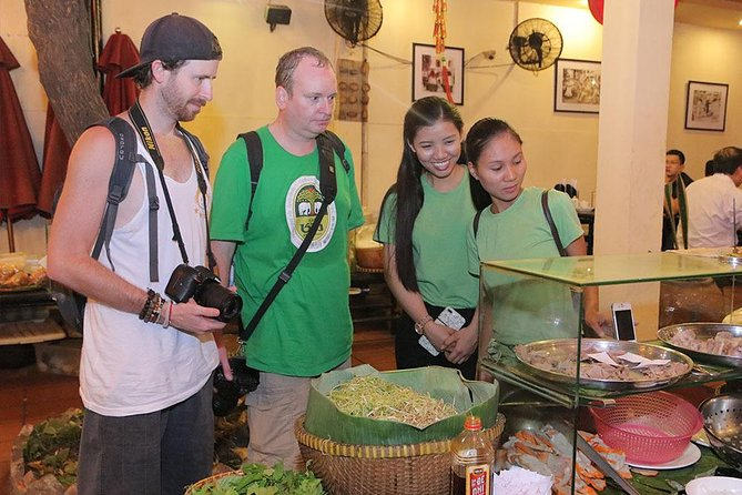 Private Ho Chi Minh Food Adventure by Motorbike with Local Students