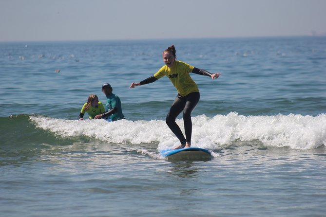 Private Surf Experience - Transfer to Matosinhos - All Levels