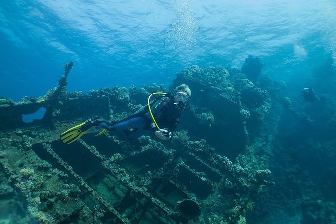 Professional Scuba Diving Boat Trip – Hurghada