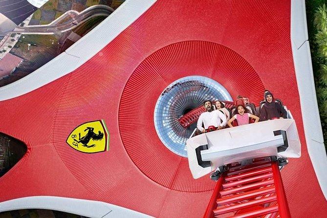 Ferrari World Full Day Pass