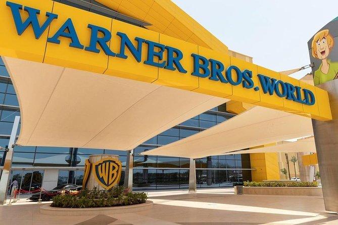 Warner Bros Full Day Pass