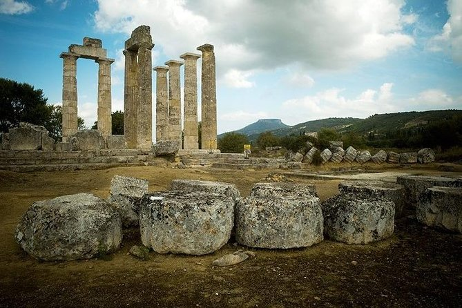 2-Days Argolis and Olympia private tour from Athens by car/minivan/minibus