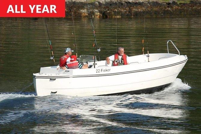 Private Half Day Tour - Fishing At Solholmen In Alvestraumen