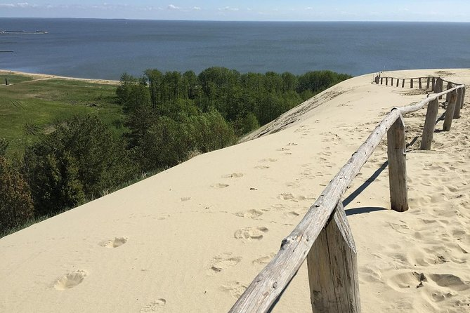Join-in Shore Excursion: Highlights of Curonian Spit and Klaipeda