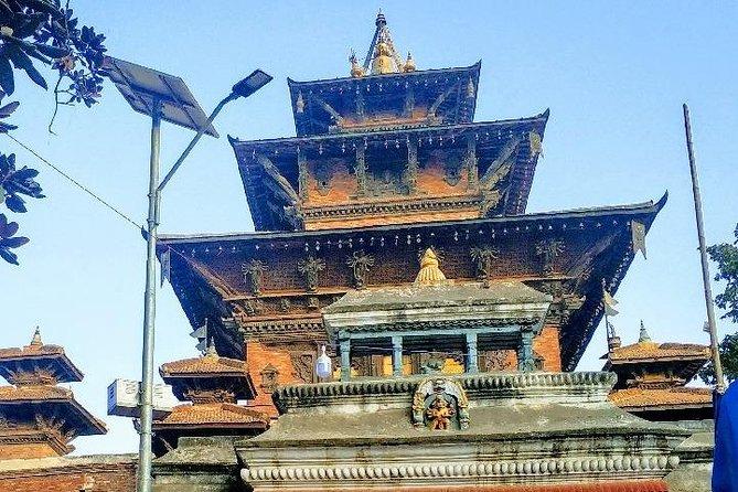 Kathmandu Day Trip