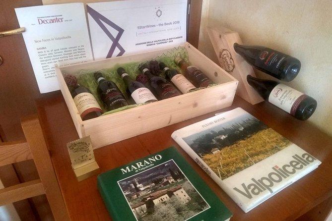 Amarone Wine Tasting from Verona