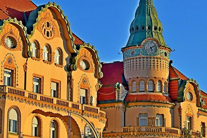 Best of Transylvania's urban heritage (5 days, from Budapest)