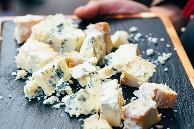 The Cheese Crawl