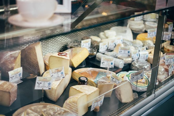 The Edinburgh Cheese Crawl