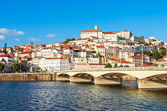 Tour to Aveiro and Coimbra from Porto