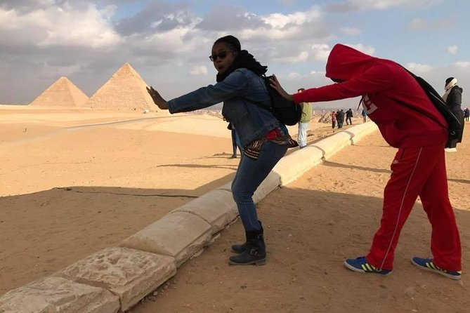Cairo Day Tour to Giza and Nile Dinner Cruise photo 9
