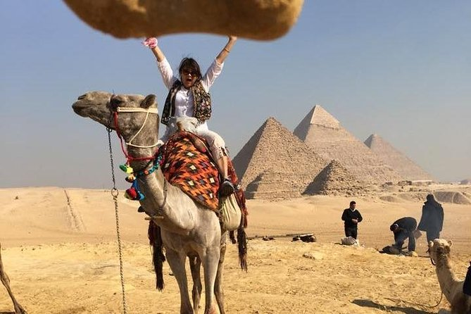 Cairo Day Tour to Giza and Nile Dinner Cruise photo 6