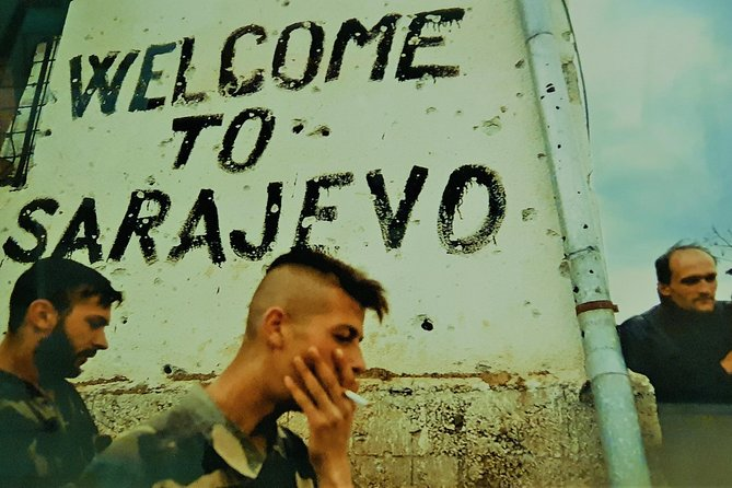 Gloom And Doom: The Siege Of Sarajevo Tour photo 3