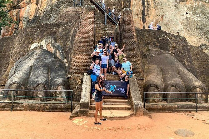All Inclusive Sigiriya Rock Fortress and Dambulla Cave Temples Private Day Trip photo 2
