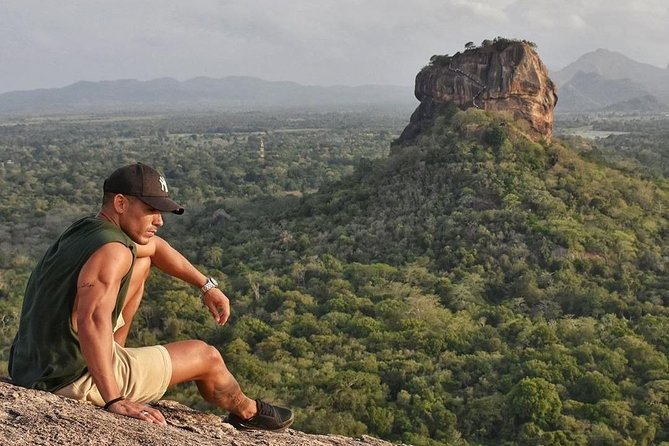 All Inclusive Sigiriya Rock Fortress and Dambulla Cave Temples Private Day Trip photo 6