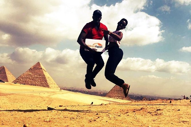 Private Day Tour at The Pyramids Including Free Transfer From The Airport