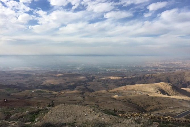 Private Mount Nebo & Madaba Tour From Amman City With Lunch & Dessert