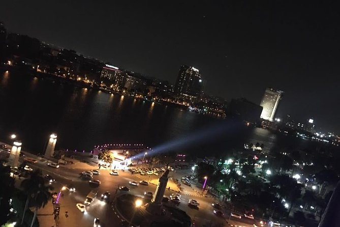 Night Dinner Nile Cruise in Cairo with hotel pick and drop off