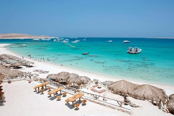 From Hurghada: Giftun Islands Full-Day Snorkeling Tour photo 14