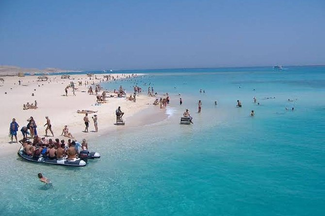 From Hurghada: Giftun Islands Full-Day Snorkeling Tour photo 10