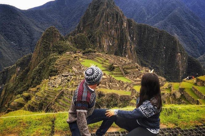 Guide in Machu Picchu