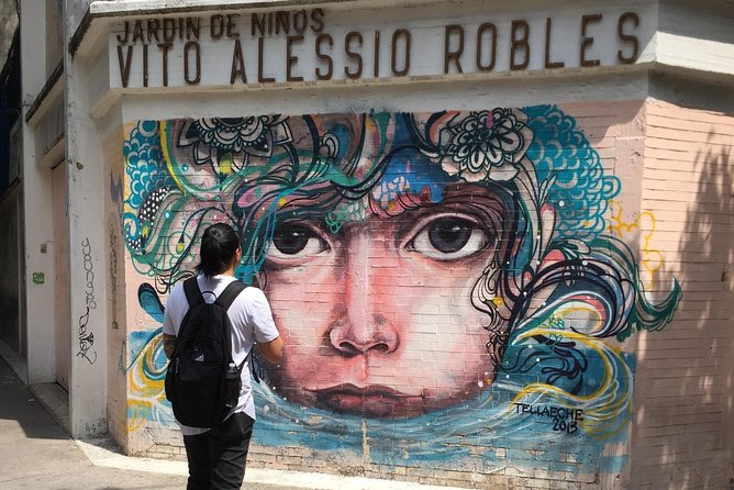 Mexico City Subway & Art Tour photo 1